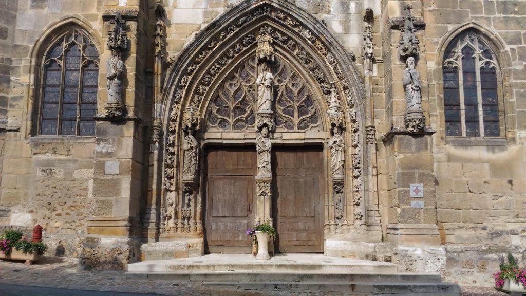 église_Saint-Trésain_du_XIIIème_siècle