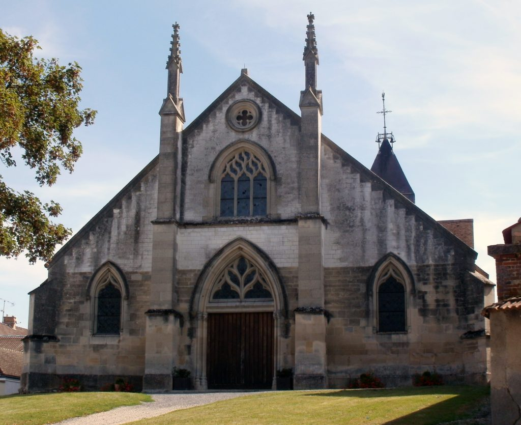 église_Saint_Hélain_de_Bisseuil