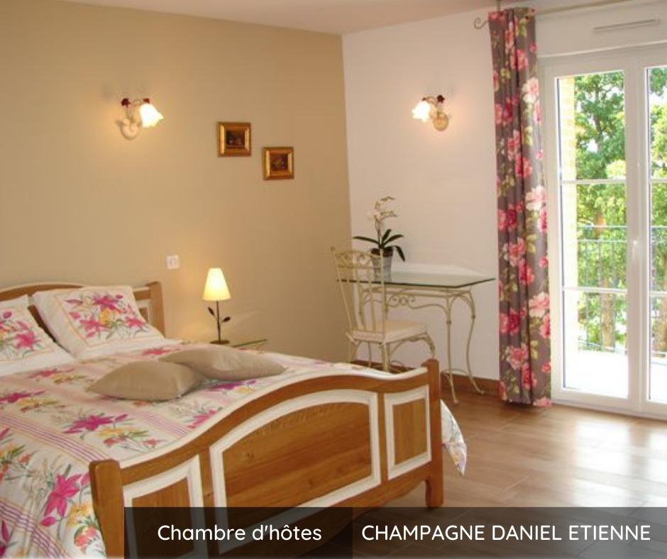 Chambre d'hôtes Champagne Daniel Etienne