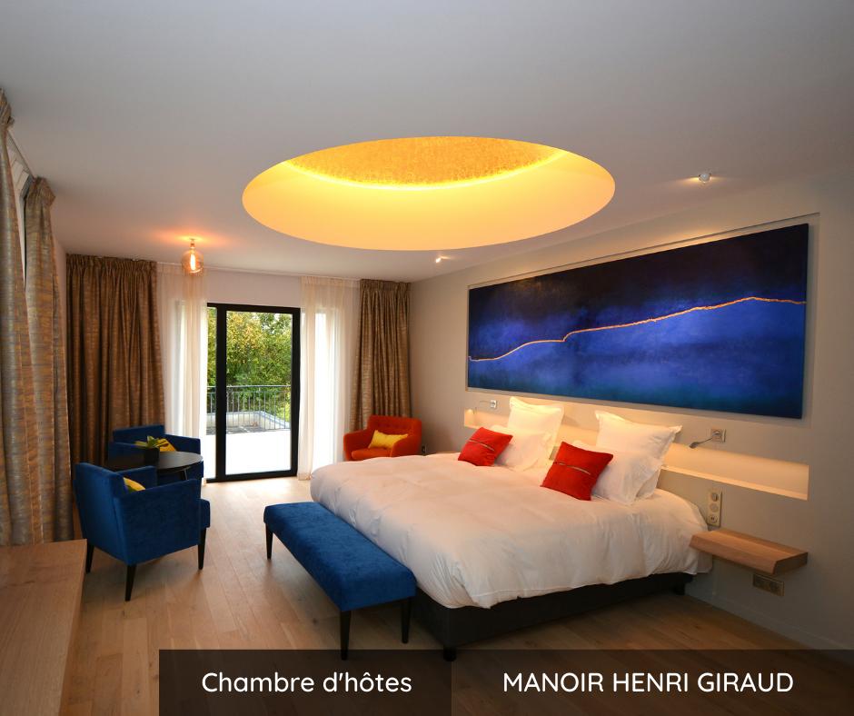 Chambre d'hôtes Manoir Henri Giraud