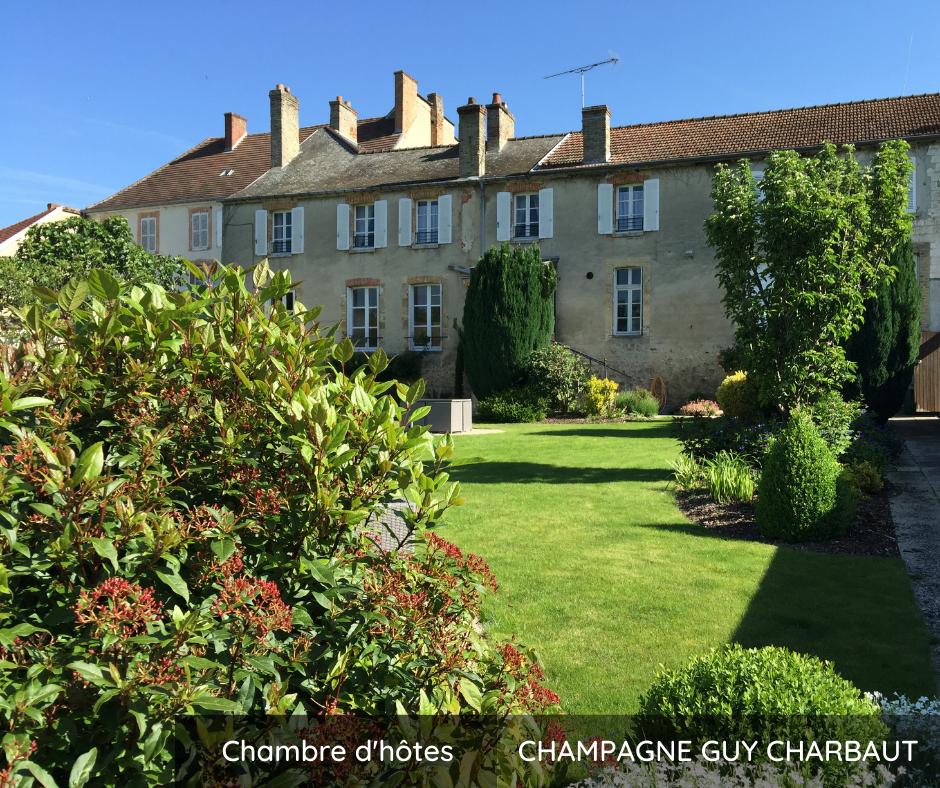 Chambre d'hôtes Champagne Guy Charbaut