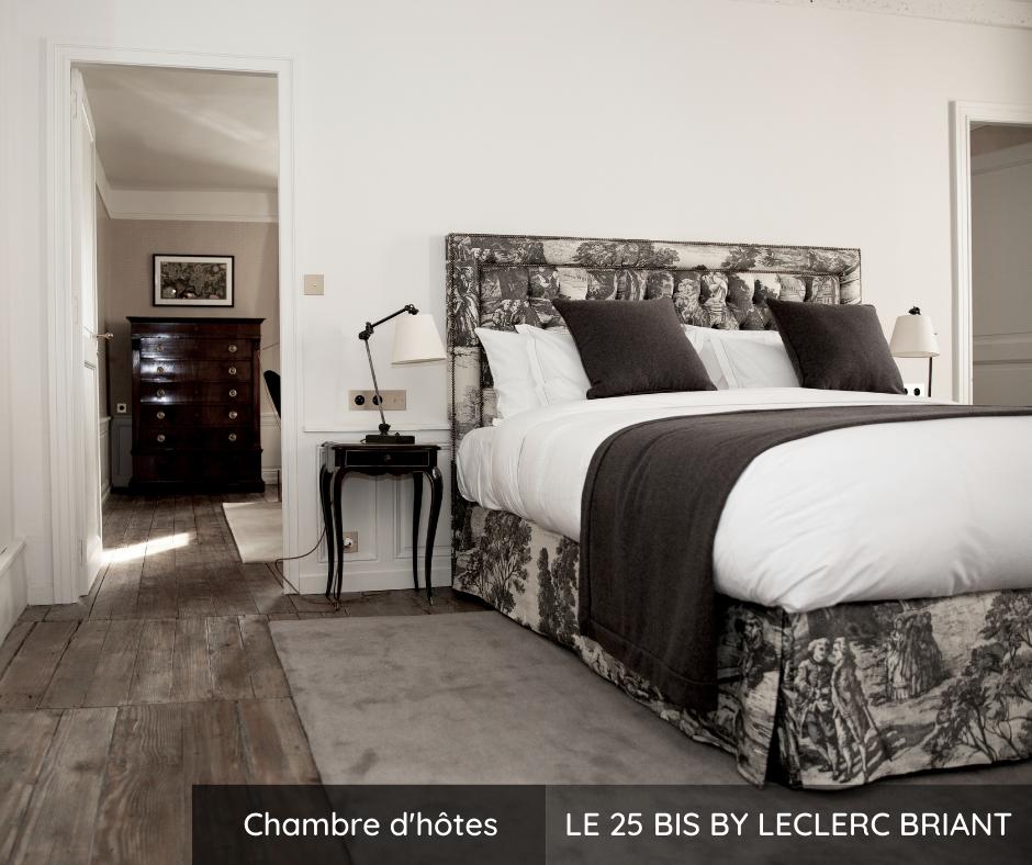 Chambre d'hôtes Le 25bis by Leclerc Briant