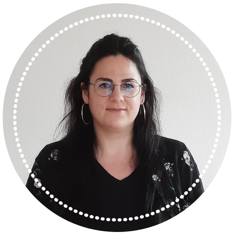 Anne Sophie Lejeune, conseillère en séjour en chargée de promotion et de communication